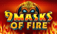 9 Mask of Fire